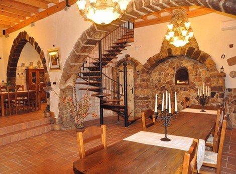 Forn del sitjar casa rural con encanto en cabanes for Hoteles interior alicante